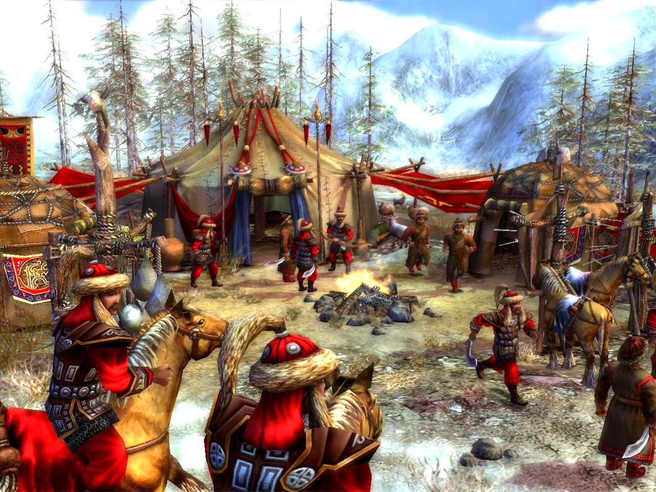 До сих пор сохранился целый свод правил, регламентирующих порядок посещения монгольской юрты